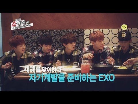 EXO's SHOW TIME The 8th Preview