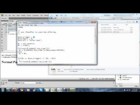 One Time Offer Script Video Tutorial.mp4