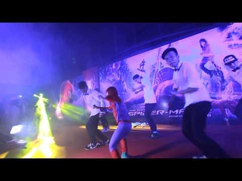 Họp báo Người nhện siêu đẳng 2 tại Hà Nội - It's on again - Choreography by Milkyway crew