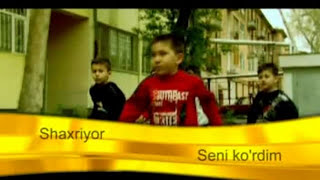 Шахриёр - Сени курдим