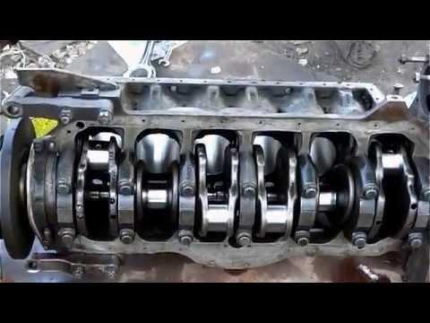 Tata Engine 1612 Part 2 Overhauling
