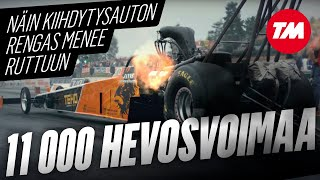 Drag Racing Including Ultra-Slow Motion