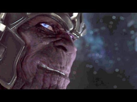 Thanos Confirmed For Multiple Marvel Movies - YouTube