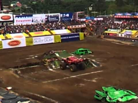monster jam Costa Rica. Última Fecha(5)