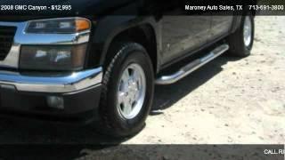 Used GMC Canyon Crew Cab Alberta | 2008 SLE videos