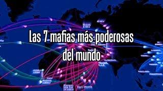 Las 7 mafias más poderosas del mundo