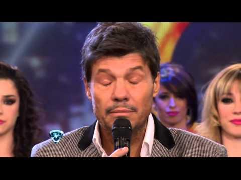 Showmatch 2012 - El mensaje de Tinelli para Pampita y Benjamín Vicuña