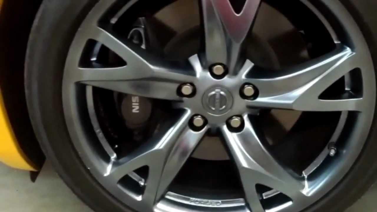 370z Gunmetal PlastiDip - YouTube