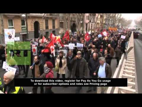 Spain: Anti-Brit Iberia strike grounds hundreds of flights