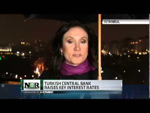 Nightly Business Report: Turkey's Currency Problems