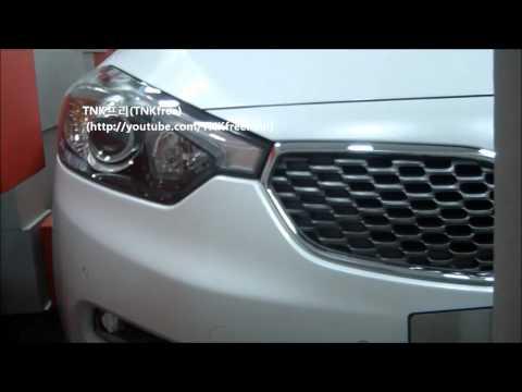 فيديو سيارة كيا سيراتو 2014