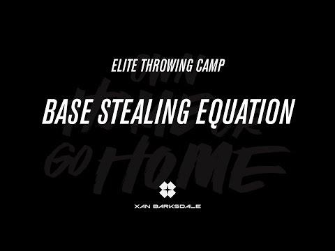 Elite Throwing Camp - Base Stealing Equation