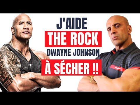 """JamCore DZ:J'aide """"The Rock""""  Dwayne Johnson à sécher"""