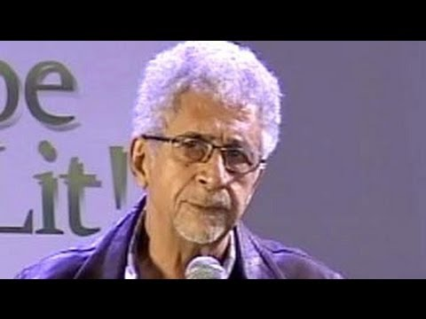 Naseeruddin Shah: In The Arclights