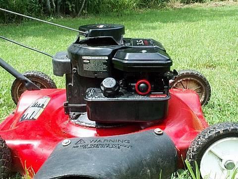 replace briggs lawnmower primer bulb youtube