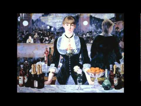 Bar at the Folies-Bergère (Painting of the Week)