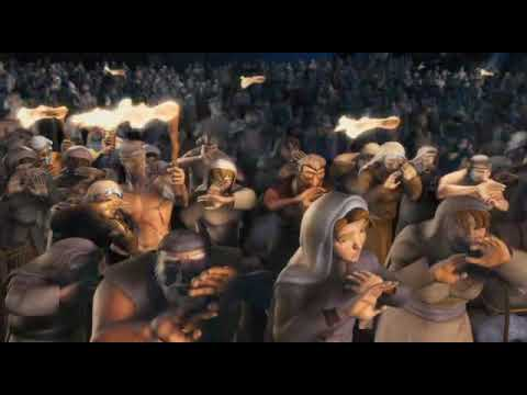 (Animated) - Exodus - The crossing through the Red Sea