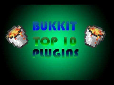 Top 10 Plugins For Bukkit