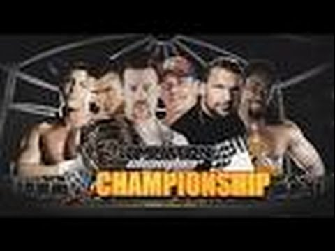 WWE Elimination Chamber 2010: Raw Elimination Chamber (FULL MATCH)
