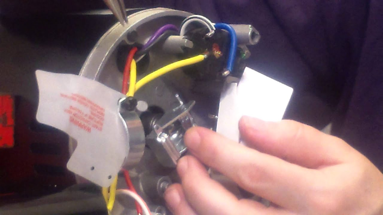How To Remove The Ao Smith Hayward Motor Governor Youtube