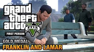 GTA 5 Intro & Mission #1 Franklin And Lamar [First