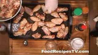 Oven Roasted Chicken Wings Recipe