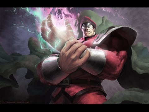 Street Fighter: M.Bison's Theme History