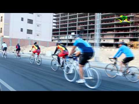 jeddah cyclists 2014 #Big_Dream #حلم_كبير