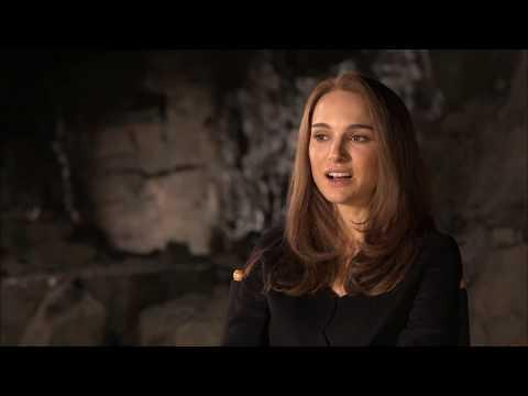 Thor 2: Thế Giới Bóng Tối (3D Atmos) - Soundbite - Phỏng Vấn Natalie Portman