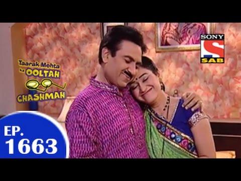 Taarak Mehta Ka Ooltah Chashmah - तारक मेहता - Episode 1663 - 1st May 2015