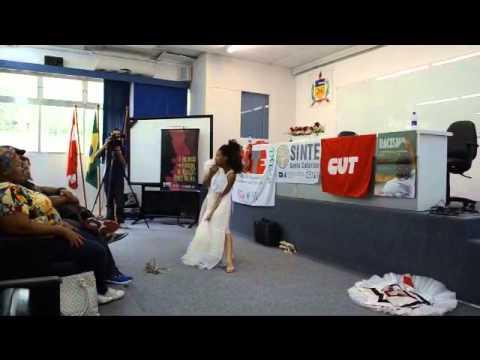Apresentação da Atriz e Bailarina Gisele Marques