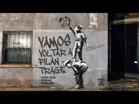 Costa Gold Part. Bitrinho - Vamos Voltar a Pilantrage! (Prod. LaMalaria)