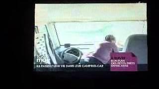 Vivre En Camping Car Filmé Par M6