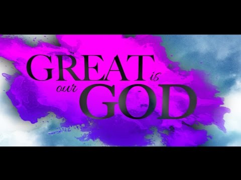 Plumb - GREAT IS OUR GOD (official)