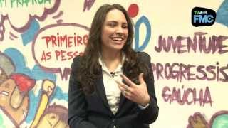 FMC Web TV com Maria Victória Borghetti Barros