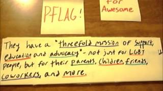 Project For Awesome 2013 - PFLAG