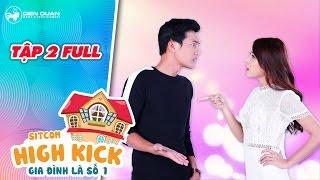 Gia đình là số 1 sitcom| tập 2 full: Quang Tuấn đột nhập nhà bố mẹ để giúp Sam thực hiện ước nguyện