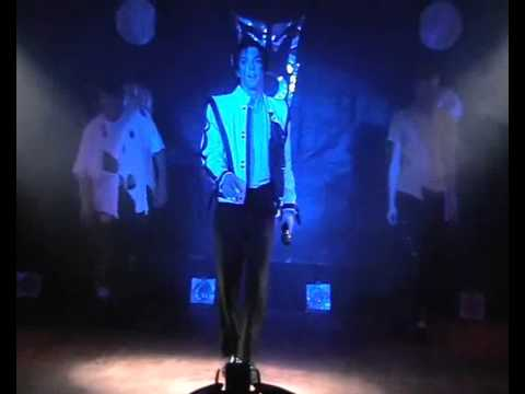 BEN JACKSON - THRILLER LIVE - OFFICIAL MJ IMPERSONATOR