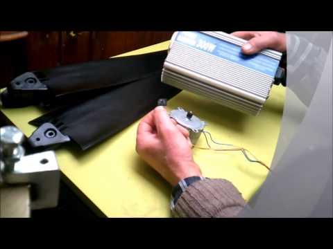Como hacer un generador de energía eléctrica dual o doble ilimitada Inventos caseros