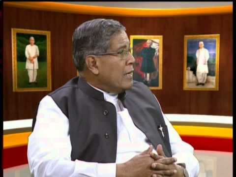 K Rahman Khan's Interview with Hari Shankar Vyas for ETV Central hall /Naya India Part 1