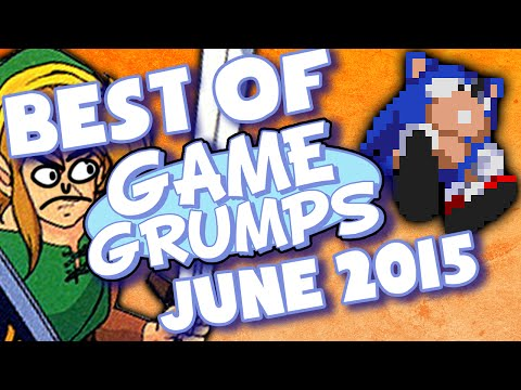 BEST OF Game Grumps - June 2015