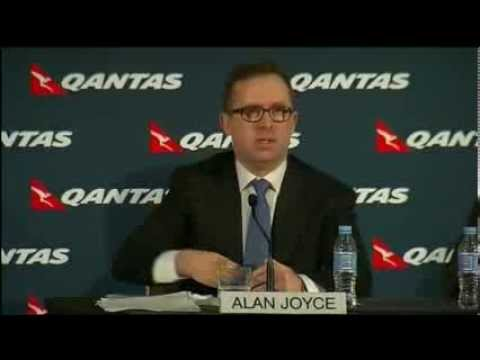 Qantas tail-spin