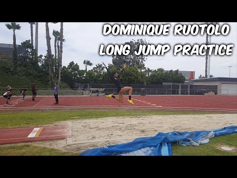 Dominique Ruotolo Long Jump