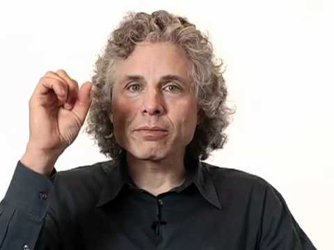 Steven Pinker: On Free Will -VQxJi0COTBo