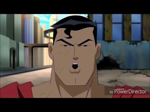 Superman vs Darkseid amv