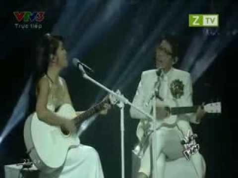 Papa - Hồng Nhung ft Vũ Cát Tường [Chung Kết Giọng Hát Việt 2013]