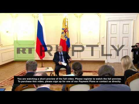 Russia: Opposition illegitimately overthrew Yanukovych - Putin