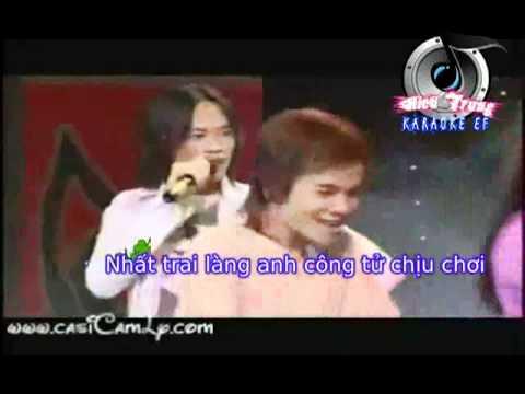 [Karaoke Effect] Trai Tài Gái Sắc - Cẩm Ly ft Hoài Linh