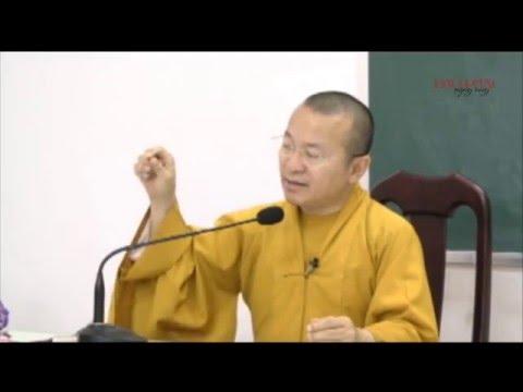 Kinh trường bộ 09 - Kinh Potthapada - Tưởng trí tuệ và cực lạc - Thích Nhật Từ