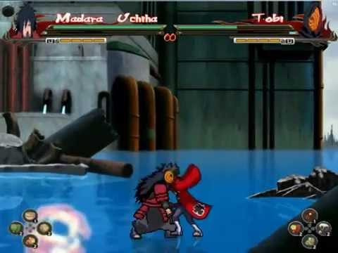 Naruto Shippuden Ninja Storm M U G E N 2014Download